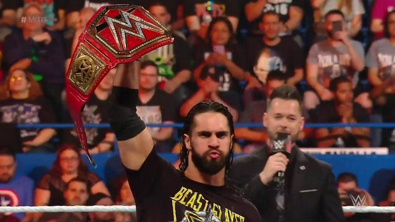Rollins retained his Universal Championship at Money in the Bank