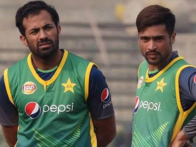 Amir and Riaz