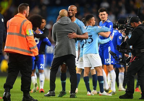 Pep Guardiola understands the true value of Vincent Kompany in this Manchester City squad