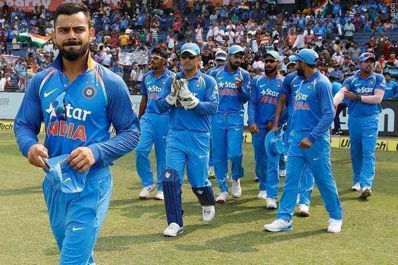Team India are one of the favourites to win the World Cup
