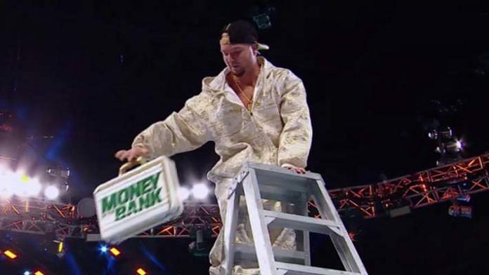 James Ellsworth scaled the ladder and got the contract...unfortunately, he wasn
