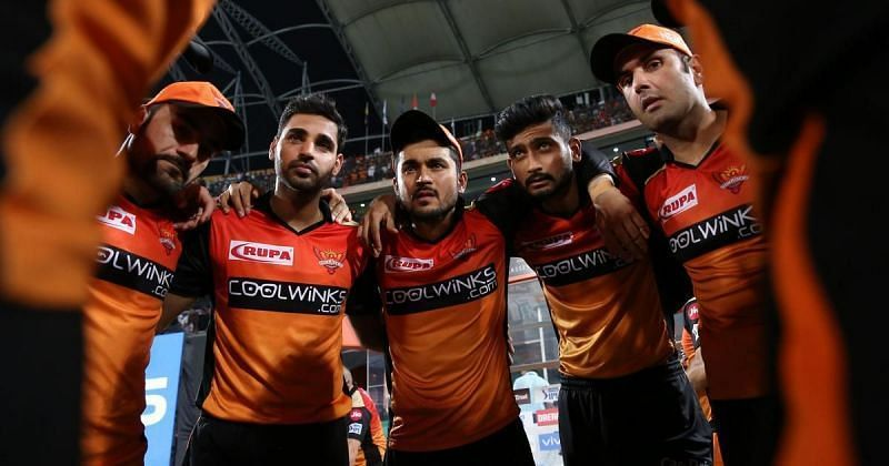 SRH are making their fourth appearance in the Eliminator match (picture courtesy: BCCI/iplt20.com)