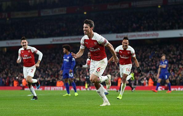 Chelsea FC vs Arsenal FC