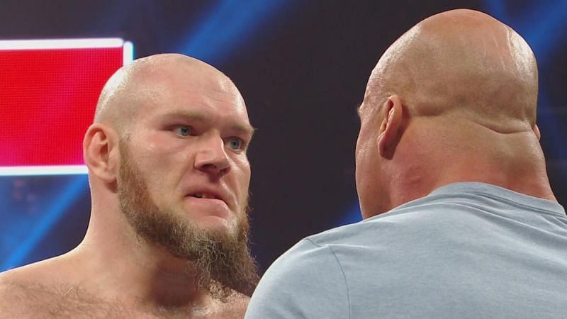 Is WWE changing Lars Sullivan