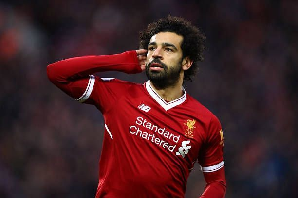 Mohamed Salah won the Liverpool Player of the Season award last year
