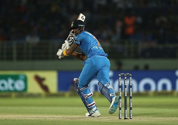 Rahul's 108-run innings was mixed with patience and the occasional big-hitting and with the knock coming at an important time in the game