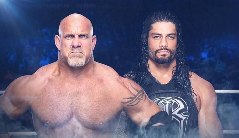 Roman Reigns vs Goldberg is a dream match for every fan