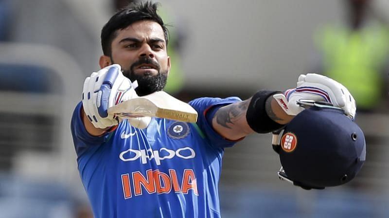 Fastest to 10,000 runs in ODI cricket