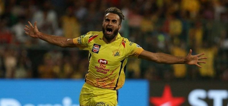 Imran Tahir was the key bowler for CSK in IPL 2019