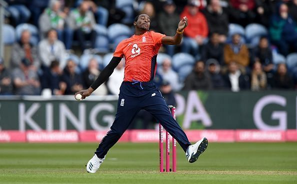 Jofra Archer picked 11 wickets from 11 matches at an economy of 6.76