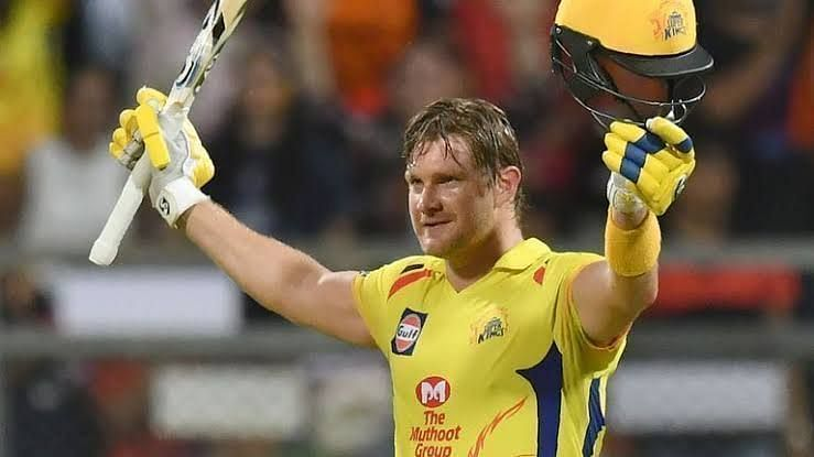 Shane Watson played a few fabulous knocks this IPL season