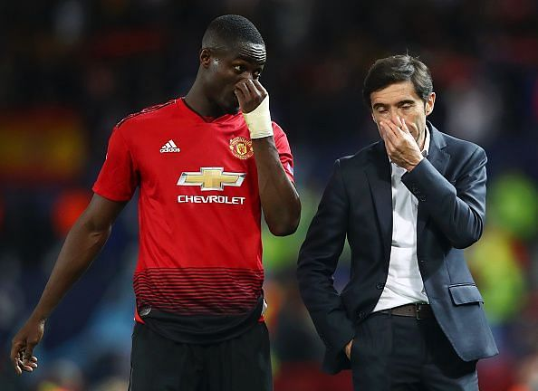 Manchester United will cash in on Eric Bailly if the right offer arrives