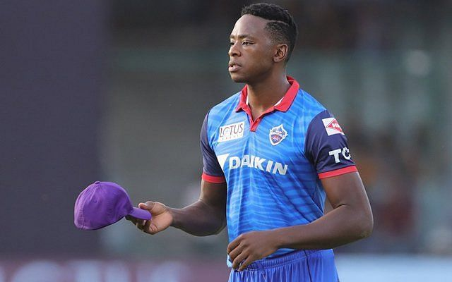 Rabada is the Purple Cap Holder in this IPL with 25 Wickets