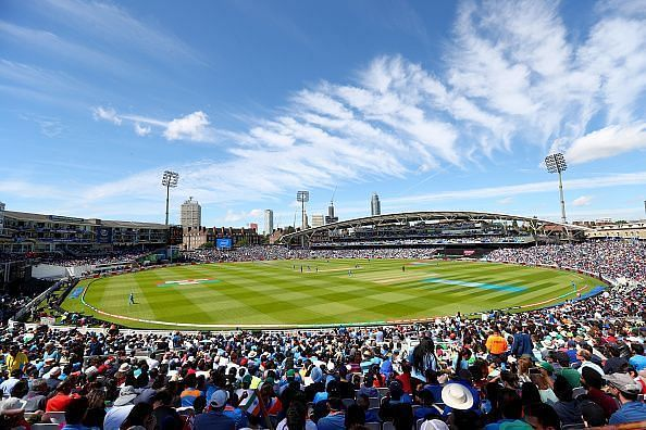 The Oval will host the opening match of the 2019 ICC Cricket World Cup on 30th May 2019.