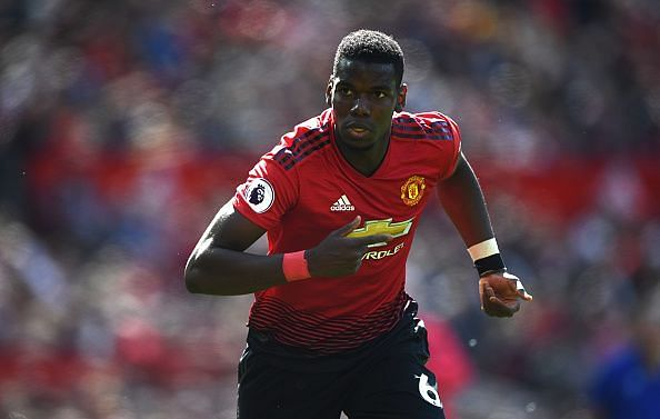 Juventus are interested in resigning Paul Pogba
