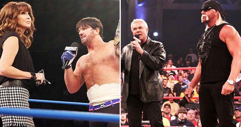 TNA, WWE और AEW