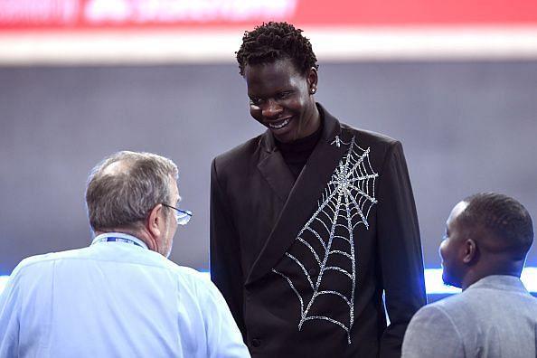 Bol Bol headlined the second round picks from NBA Draft 2019
