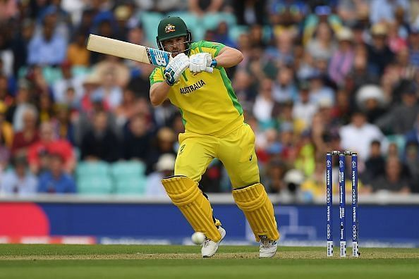 Finch has led from the front with 343 runs and has been prolific alongside Warner