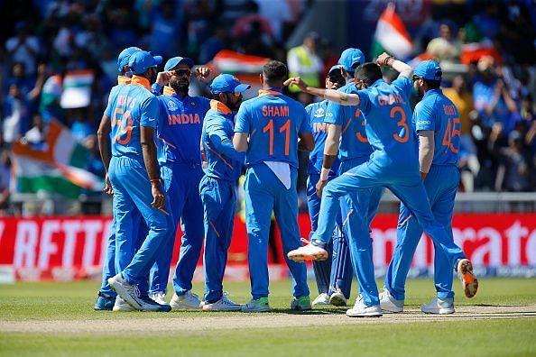 भारत की 6 मैचों में पांचवीं जीत