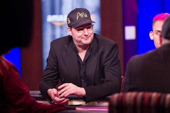 Phil Hellmuth - Aria Resort and Casino