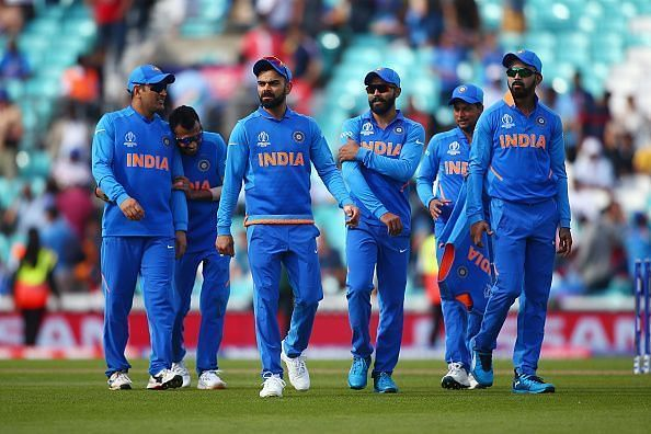 Virat Kohli and Co will play their first match of World Cup 2019 on Wednesday