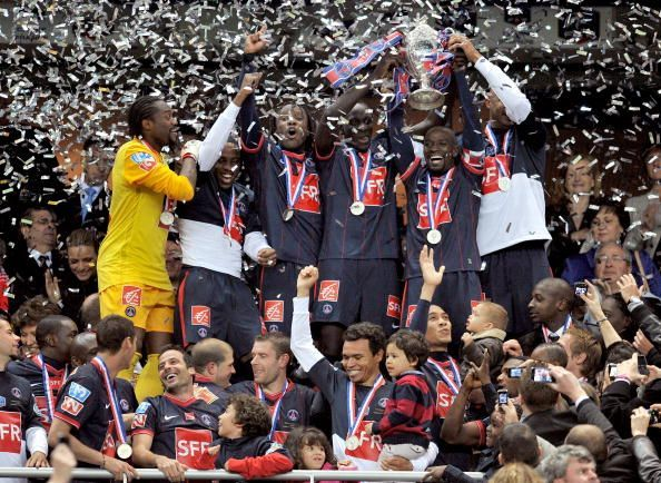 French Cup Football Final