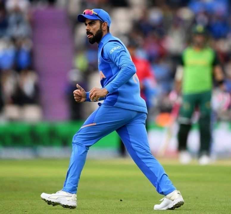 Cwc19 - indian cricket team