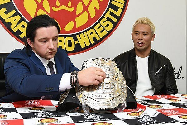 jay white world tag league