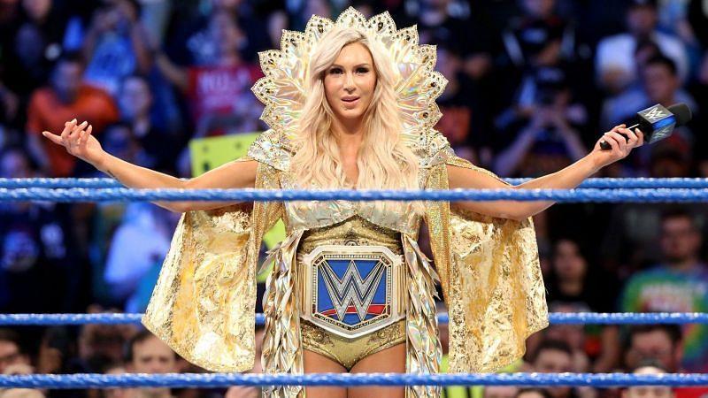 charlotte flair smackdown women's champion
