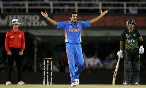 Zaheer Khan is the best left-arm pacer India has produced