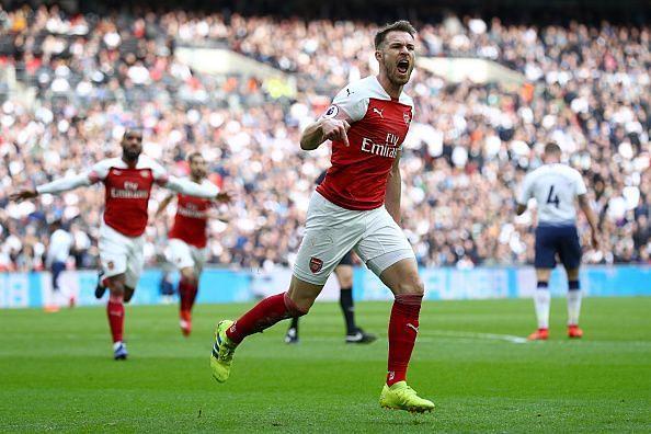 Ramsey would represent Juventus next season