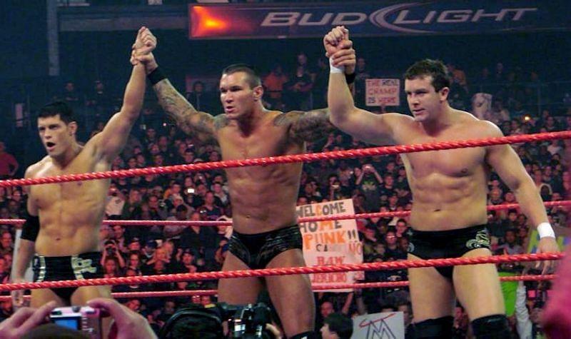 Cody Rhodes Legacy Formation