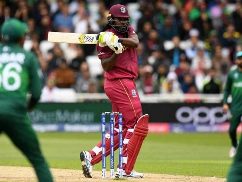 Gayle is just as effective in the 50-over format when he scored 50 runs in just 34 balls in a one-sided fixture against Pakistan to propel the Windies to a thumping 7-wicket victory
