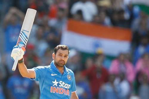Rohit Sharma has the highest individual score in ODIs to his name.