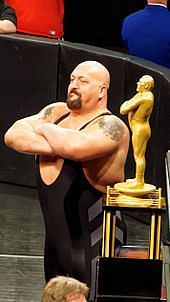 Big Show with the André the Giant Memorial Trophy