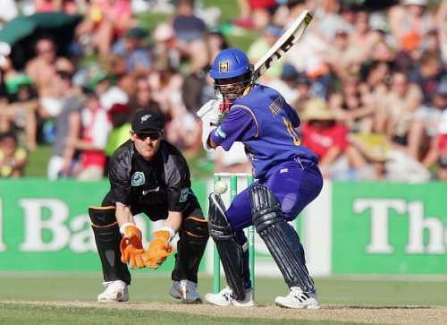 Atapattu played second-fiddle to the more adventurous Jayasuriya at the top.