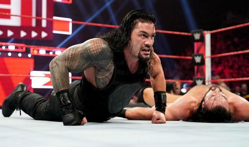 Roman Reigns may not be part of the show next week