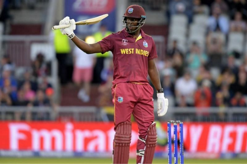 Brathwaite almost took his side home against New Zealand.