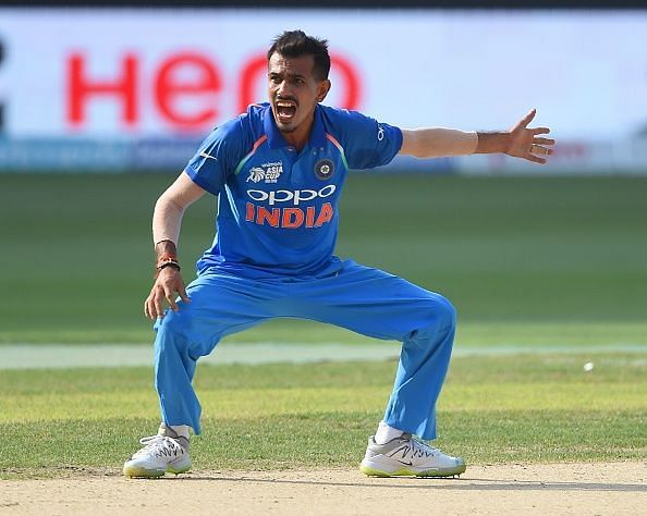 Chahal will hold the key in the middle overs for India