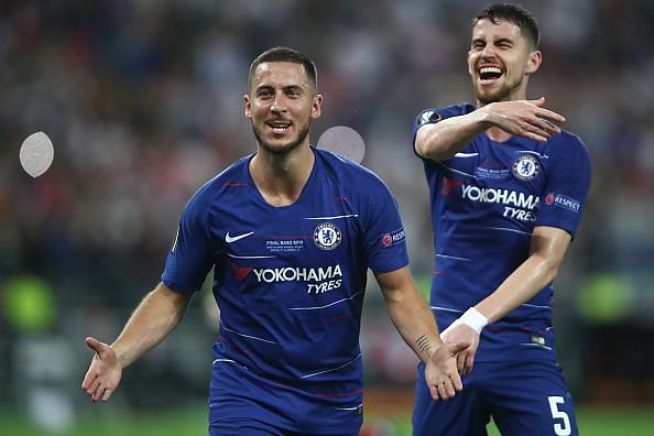 Hazard is likely to make a move to Madrid
