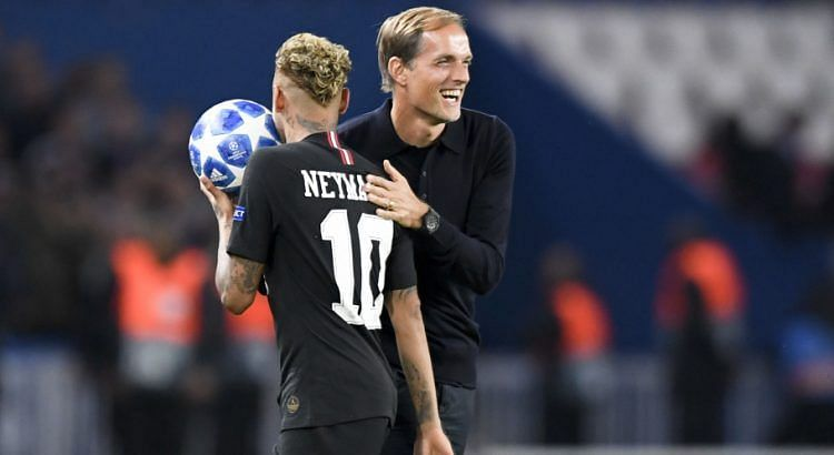 PSG Manager Tuchel is looking to reinforce his side ahead of next season