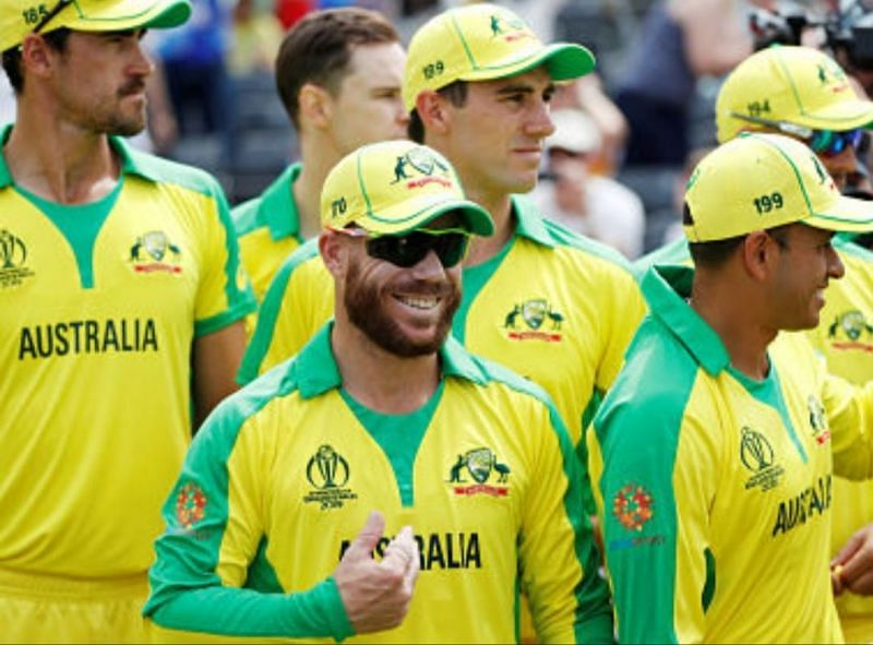 Cwc19 - AUSTRALIA CRICKET TEAM
