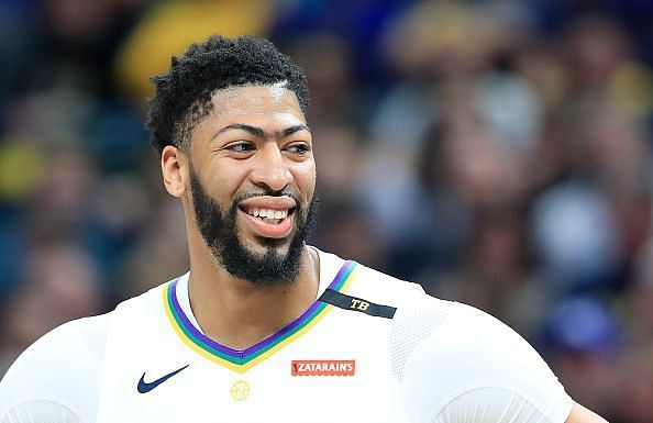 The Los Angeles Lakers have finally agreed a deal to sign Anthony Davis
