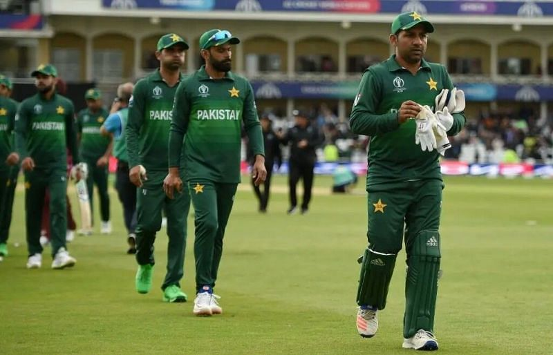 Pakistan Player