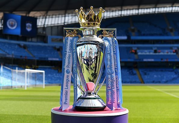 Premier League Winners Trophy