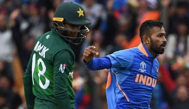 भारत के खिलाफ आउट होने के बाद शोएब मलिक
