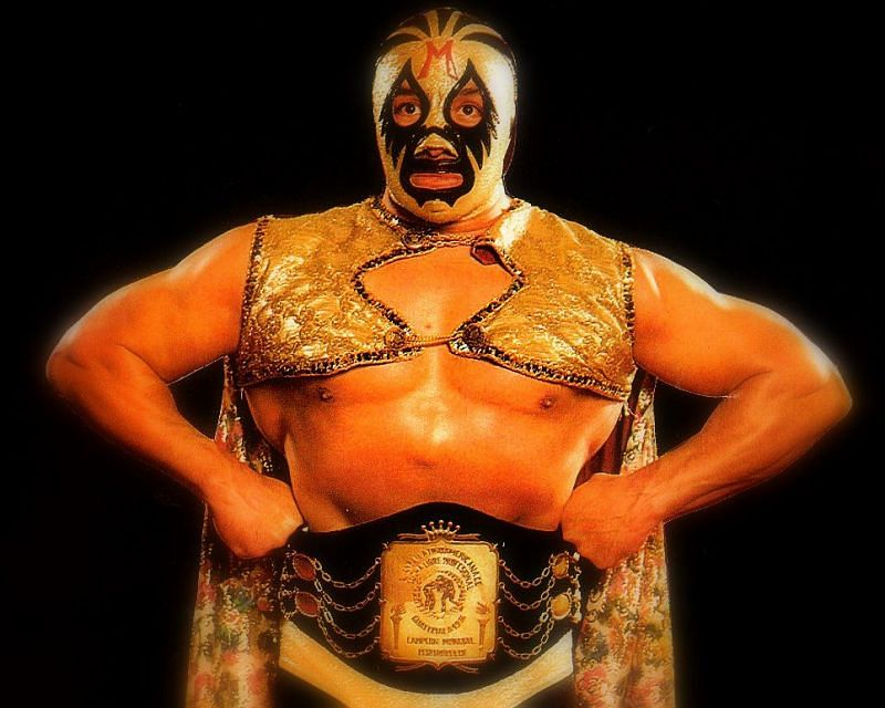 mil mascaras championships