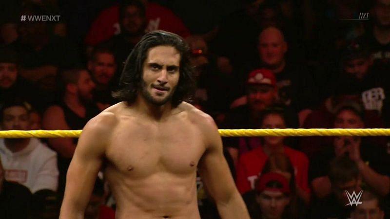 Mansoor WWE