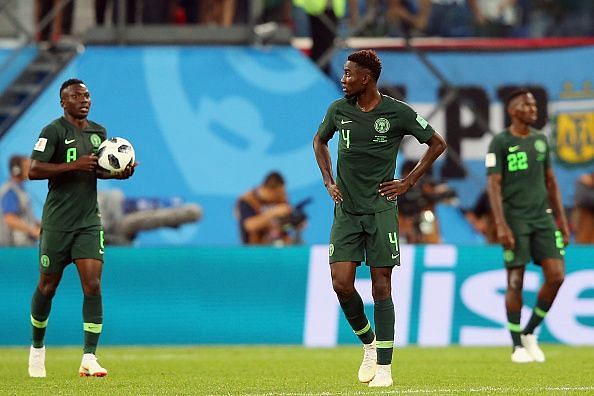 Nigeria will look to put their World Cup woes behind them.