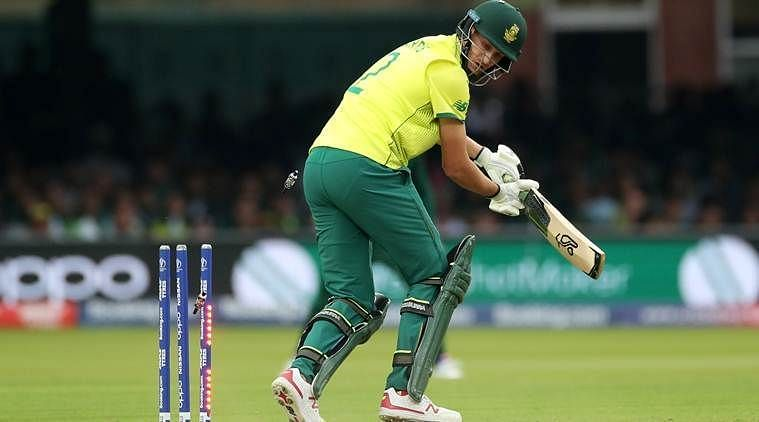 South Africa have been knocked out of the tournament.